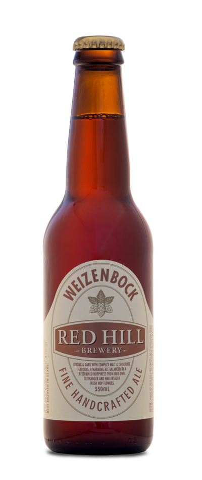 Red Hill Brewery Weizenbock Ale