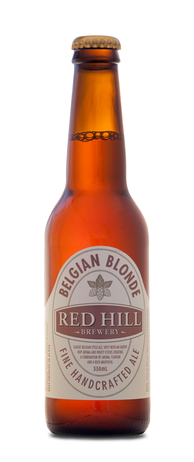 Red Hill Brewery Belgian Blonde