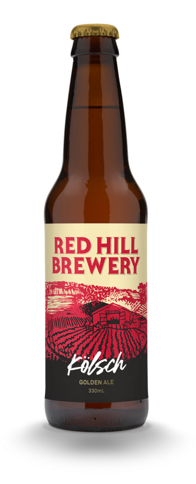 Red Hill Brewery Kolsch Golden Ale