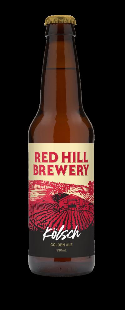 Red Hill Brewery Kolsch Golden Ale