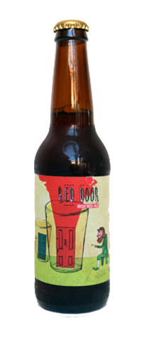Red Hill Brewery Red Door Beer