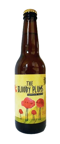 Red Hill Brewery Bloody Plums Beer