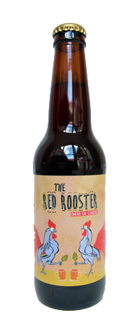 Red Hill Brewery Red Rooster Beer