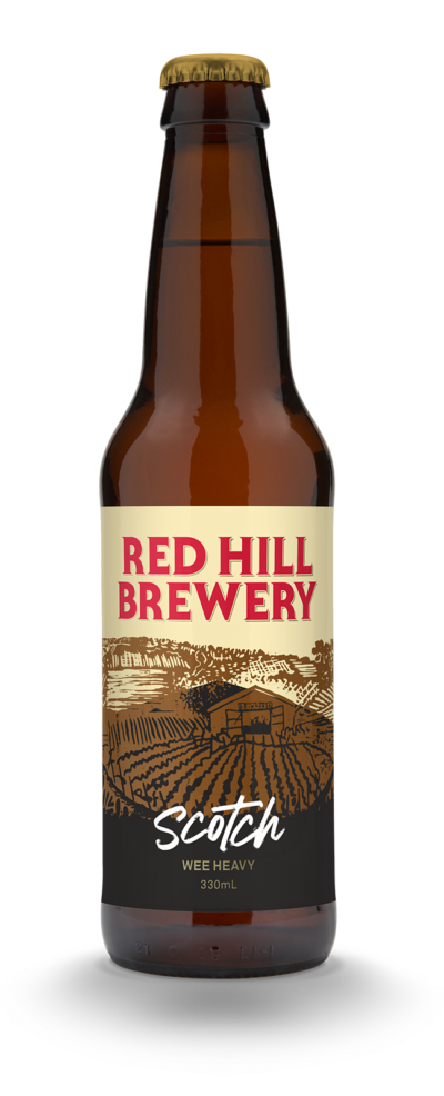 Red HIll Brewery Scotch Ale