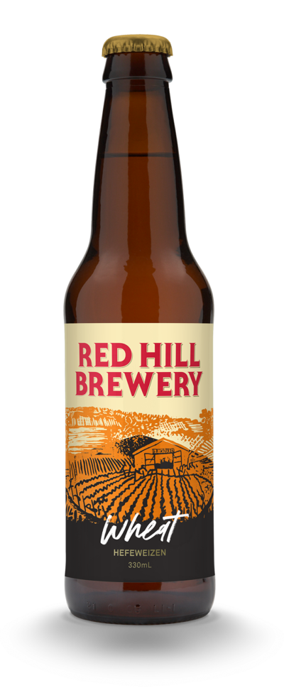 Red Hill Brewery Wheat Beer