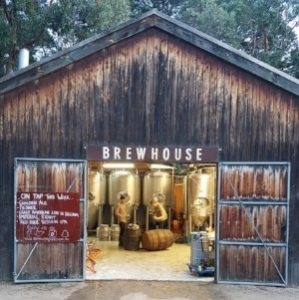Red Hill Brewery Brewhouse
